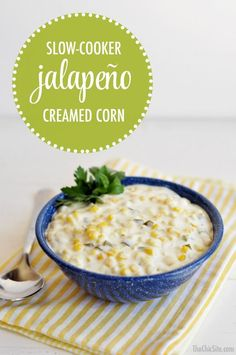 I have to confess that I've actually never tried (let alone heard of) creamed corn before this. A couple of weeks ago, Rachel came up to me super excited about creamed corn and asked me to make it for