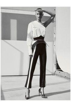 Mugler x Vogue Russia