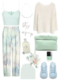 """""""Untitled #249"""" by fradoria ❤ liked on Polyvore featuring Michael Kors, adidas, Topshop, MANGO, Marie Turnor, Jennifer Zeuner, BP., French Connection, Calvin Klein and Butter London"""
