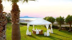 Crete Palace #luxurywedding
