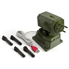 Dream Cheeky 908 Thunder Missile Launcher NR Electronic Reference Device *** Click image for more details. (This is an affiliate link) #PortableAudioVideo