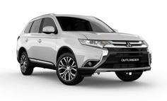 Mitsubishi Outlander 5 and 7 Seater SUV | Mitsubishi Motors