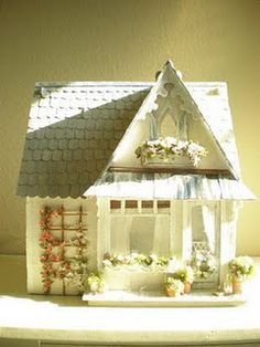 Victorian Beach Cottage by Cinderella Moments