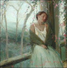 Another wonderful painting by Johanna Harmon Preston, Matilda, Art Society, California Art, Portraits, Portrait Ideas, Southwest Art, Illustrations, Illustration Art