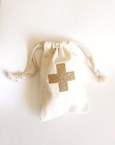 Kater Survival-Kit-Survival-Kit-Gold Glitter von GracefulGreetingCo
