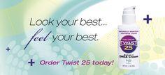 Tahoma Clinic in Seattle, Washington Now Offers Twist 25 DHEA Cream. #DHEA #DHEAcream