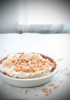 coconut ice cream pie
