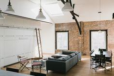 Centre Street Loft by RAAD Studios | HomeAdore