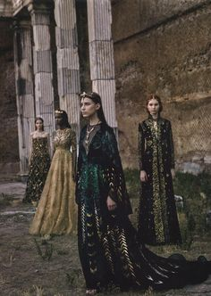 Valentino Haute Couture fall/winter 2015-2016 (Vogue Italia)