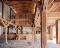 German barn conversion by Thomas Kröger