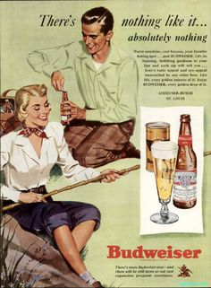 There's nothing like it...Bud?