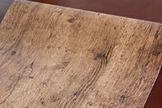 壁紙シール 木目模様 45cm*10m ナチュラル アンティーク シールタイプ ライトブラウン