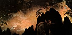 Rare Earth. Roger Dean