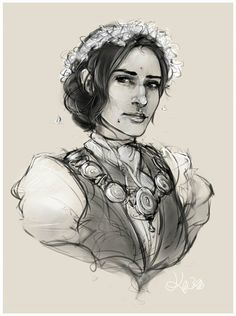 Dragon Age: Inquisition - Josephine
