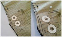 Top Tip: An alternative to tailor tacks?