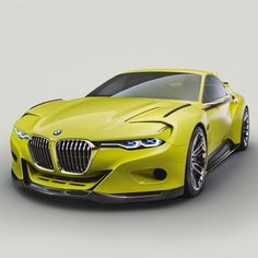 BMW unveiled CSL Hommage concept, based on racing coupé car with a carbon-fibre chassis. Images credit BMW The BMW CSL Hommage launched at the… Porsche 911, Supercars, Bmw Concept Car, Allroad Audi, Bmw Autos, Ford Mustang Gt, Ford Gt, Super Sport, Bmw Cars