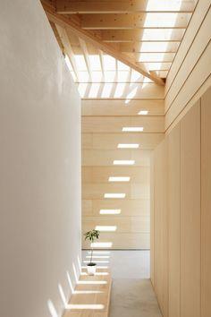 Residential Building in Toyokawa, sunlight