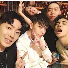 160716 Congratz to Team AOMG and @bewhy.meshasoulja for winning smtm5 #축학축하 #teamaomg #followthemovement