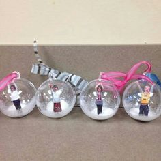 Order fillable ornaments on Amazon! Love!