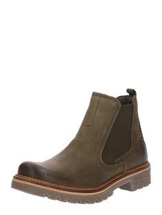 e9f4914029ac8e CAMEL ACTIVE Chelsea Boots  Canberra  oliv  schuhe  fashion  shoes  stiefel