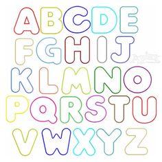Bubble letters alphabet font 42 fonts for teachers teach junkie name of an outlined bubble font mr bubble font fancy bubble letters a z to… Alphabet A, Bubble Letters Alphabet, Fonte Alphabet, Bubble Letter Fonts, Alphabet Templates, Letter Templates Free, Bubble Writing Font, Alphabet Stencils