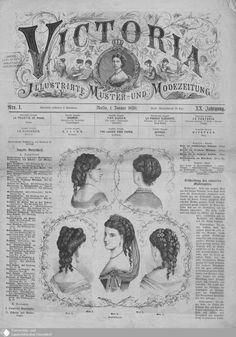 3 - Nro. 1. 1. Januar - Victoria - Seite - Digitale Sammlungen - Digitale Sammlungen