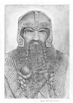 Gimli by benskywalking on DeviantArt