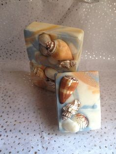 Cold Process Soap Sun & Sands VEGAN by MilancoSoaps on Etsy, $5.00 ~BEAUTIFUL SOAP~