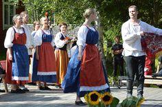 Polokkareissa on mukana monen ikäisiä ja tasoisia tanssijoita. Luuppi, Oulu (Finland)