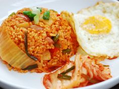 Kimchi Fried Rice | Korean Food Gallery – Discover Korean Food Recipes and Inspiring Food Photos