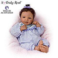 Raspberry Kisses Baby Doll