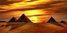 The Great Pyramids - Egypt