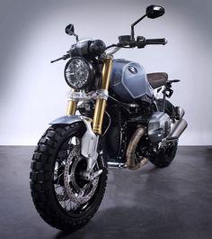 BMW R 1200 Nine-T Brooklyn Scrambler 2014 - 6