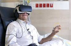 Start VR Introduces Virtual Reality to Chemotherapy Patient Program at Chris O'Brien Lifehouse Body Therapy, Art Therapy, Mindfulness Training, Medical Field, Virtual Reality, Cancer, Bring It On, How To Apply, Vr Games