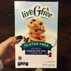 #glutenfree in the oven  lets hope these #livegfree cookies from @aldiusa are as good as my last batch of #glutenfreecookies  by glutenfree_ali.b