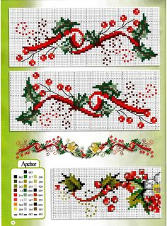 Thrilling Designing Your Own Cross Stitch Embroidery Patterns Ideas. Exhilarating Designing Your Own Cross Stitch Embroidery Patterns Ideas. Xmas Cross Stitch, Cross Stitch Christmas Ornaments, Cross Stitch Borders, Christmas Embroidery, Christmas Cross, Cross Stitch Charts, Cross Stitch Designs, Cross Stitching, Cross Stitch Patterns