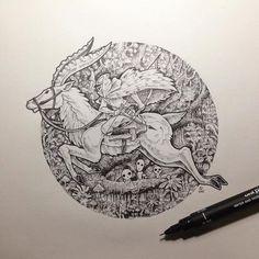 Image result for sketchy stories artist--kerby rosanes