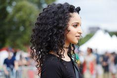 Natural Hair Inspiration | Afropunk 2015 | POPSUGAR Beauty
