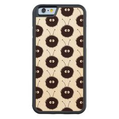 Cute Dazzled #Bugs #Pattern Maple #iPhone 6 Bumper #Case $47.95 #iphonecase