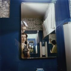 Self-Portrait, 1950s, Vivian Maier