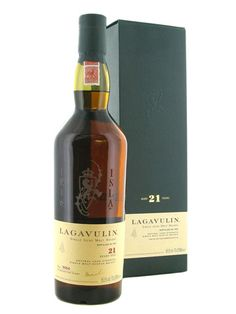 Lagavulin 21 years