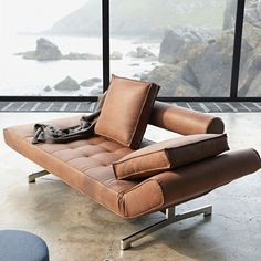 Ghia Daybed - Brown by Innovation Living