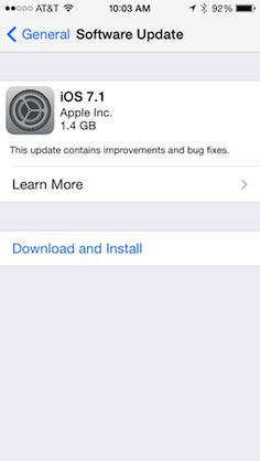 Apple releases iOS 7.1 with CarPlay support - http://www.aivanet.com/2014/03/apple-releases-ios-7-1-with-carplay-support/