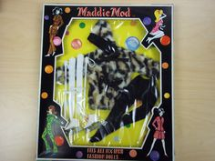 Lot of 4 Vintage Maddie Mod Outfits   eBay