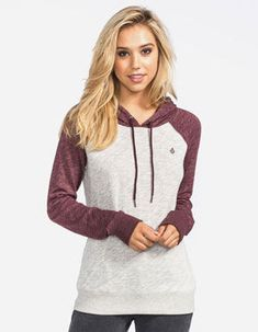 VOLCOM Lived In Womens Hoodie #hoodie #volcom