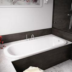 Bette Romantica Steel Inset Bath | Inset Baths | CP Hart