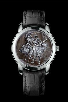 "Vacheron Constantin's ""The Rehearsal"" watch. [Courtesy Photo]"