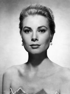Grace Kelly Mode, Grace Kelly Style, Princess Grace Kelly, Grace Kelly Fashion, Hollywood Icons, Vintage Hollywood, Hollywood Glamour, Classic Hollywood, Old Hollywood Actresses