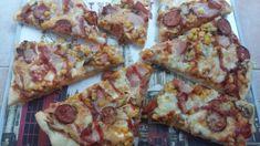Reţeta ideală pentru pizza de casă Vegetable Pizza, Vegetables, Food, Essen, Vegetable Recipes, Meals, Yemek, Veggies, Eten