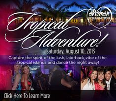 Who's going to dance the night away at this year's Tropical Adventure!?